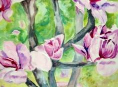 Elizabeth Reoch's Oil Painting Gallery is a collection of some of her favorite oil paintings. Oil Painting Gallery, Art Gallery, Painting Lessons, Painting Techniques, Paint Flowers, Learn To Paint, Blossoms, My Arts, Magnolias
