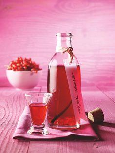 Ein leckerer und erfrischender Likör mit Wodka oder Doppelkorn