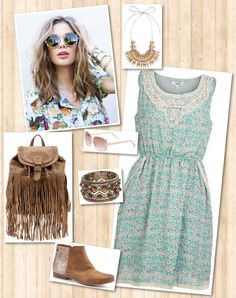 Festival outfit idea from New Look #NLHoliday