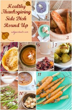 Healthy Thanksgiving Side Dishes - Eat Your Beets