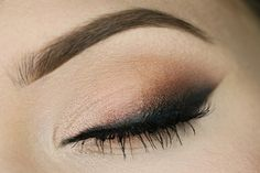Tutorial: Peachless Smoky Eye, LVBX Magazine