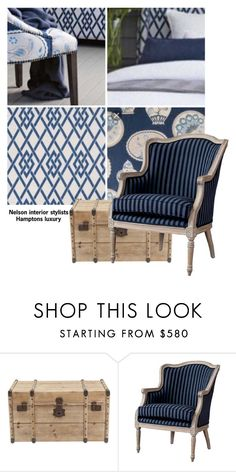"""""""Nelson interior stylists hamptons luxury setting"""" by nelsoninteriorstylists on Polyvore featuring interior, interiors, interior design, home, home decor, interior decorating and Baxton Studio"""