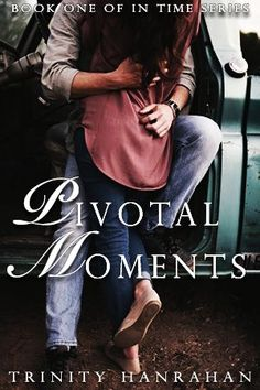 Pivotal Moments cover.  Base photo is by Jessica Janae Photography.