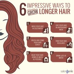 Visit myartismakeup.com! How Can You Grow Longer Hair Easily? . Here we have 6 impressive ways that will help your hair growth, just the way you desire.