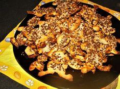 Velikonoční chipsy ve tvaru zajíčků Chicken Wings, Food, Essen, Meals, Yemek, Eten, Buffalo Wings