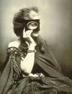 Virginia Oldoini, Countess de Castiglione (1837-1899), better known as La Castiglione, was an Italian courtesan who achieved notoriety as a mistress of Emperor Napoleon III of France. She was also a significant figure in the early history of photography as a model and collaborator of photographer Pierre-Louis Pierson