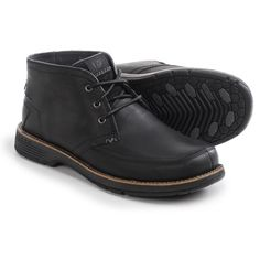52c303e611c1bb Merrell Realm Chukka Boots (For Men) in Black Black Chukka Boots
