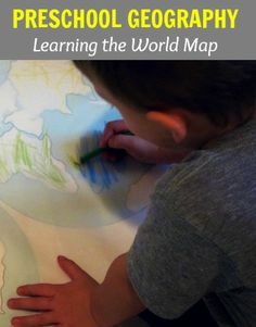 This post includes a few extensions to learning the World Map in Montessori.