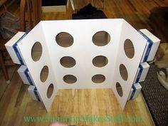 Shannon Makes Stuff: Punch A Box...Game Idea