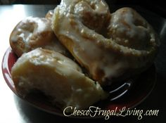 Heart Shaped Cinnamon Roll Recipe
