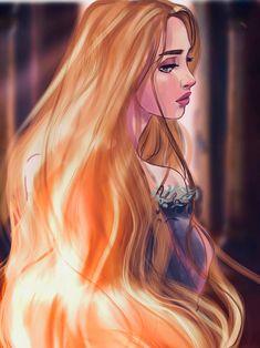 15 ideas fantasy art princess rapunzel for 2019 Disney Fan Art, Arte Disney, Disney Love, Disney Magic, Disney Rapunzel, Film Disney, Disney Girls, Punk Disney, Disney Princess Drawings