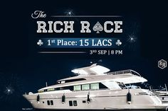 The Rich Race Tournament At Adda52 http://ow.ly/Ns9F30fLIB1