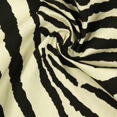 Outdoor Fidji 1 - Tecidos de decoração com animais - Dekostoffe gemustert
