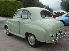 Vintage Cars 1953 Austin *Simply The Finest Example Around* For Sale Austin Cars, Benz S, First Car, Modified Cars, Vintage Trucks, Cool Cars, Dream Cars, Transportation, Classic Cars