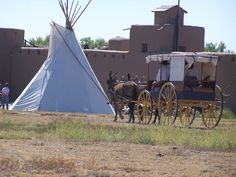 Discover nature at Bent's Old Fort National Historic Site -- Santa Fe Trail, Old Fort, Historical Sites, Getting Out, Outdoor Gear, Tent, Horses, Nature, Store