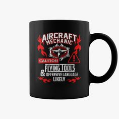 Aircraft Mechanic Caution, Order HERE ==> https://www.sunfrog.com/LifeStyle/119209895-561842868.html?6432, Please tag & share with your friends who would love it , #jeepsafari #birthdaygifts #xmasgifts