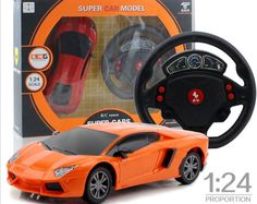 RC Mini Car Remote Control 1/24 Drift Speed Radio Steering Wheel RC Racing Car Radio-Controlled Cars RC Car + LED Light Машина Дистанционное Управление