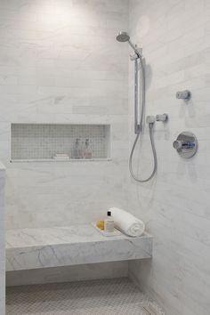 Modern bathroom shower remodel design ideas (86)