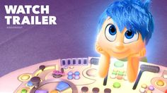 The new trailer for Inside Out is here! Watch now and see the film June 19th!