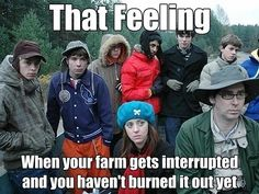 Farm Interrupted  #ingress #memes