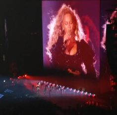 Beyoncé Formation World Tour Th The Dome At America's Center St Louis Missouri 10th September 2016
