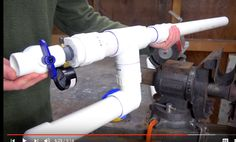 """How To Make A High Power Air Cannon - 2"""" Piston Valve (Barrel Sealing) - WEAPONIZE Air Cannon, Barrel, Home Appliances, House Appliances, Barrel Roll, Barrels, Appliances"""