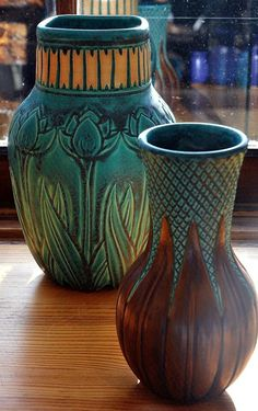 Foxlo Pottery   Amphora Gallery   Cambria,  California   #cambria