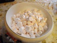 Poťahová hmota Marshmalow