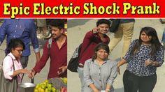 Epic Electric Shock Prank   Pranks in India   Danger Fun Club Electric Shock, Pranks, India, Club, Goa India, Practical Jokes, Jokes, Indie, Senior Pranks