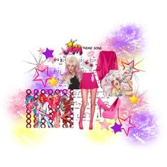 Jem is my name by alleygrl on Polyvore