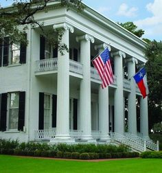 Texas governors mansion