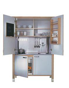 3 scénarios pour aménager une cuisine : îlot de cuisine, dans le ...