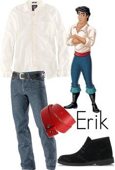alternative prince eric cosplay - Cerca con Google                                                                                                                                                                                 More