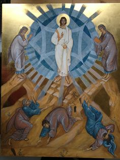 Let your Everlasting Light Shine: The Transfiguration or . Images Of Christ, Religious Images, Religious Icons, Religious Art, Trinidad, The Transfiguration, Christ In Me, Christian Images, Christian Faith
