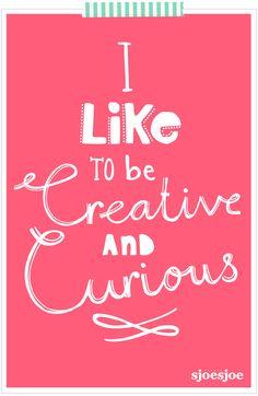 #words Sjoesjoe for Flow Magazine: creative & curious