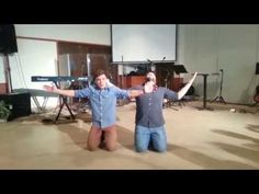 """That's Not How You Pray"" Funny Christian Skit By Joe Cirafici & Mark Barlow…"