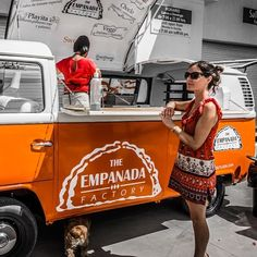 """241 Likes, 6 Comments - Leah Jade (@wanderess_travels) on Instagram: """"Empanadas out of a VW bus? Ok! #LoveMexico"""""""