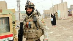 Leger Irak bestookt doelen Fallujah