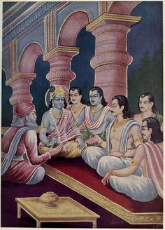 #Mahabharata: What theory of leadership is embedded in the Udyoga Parva?