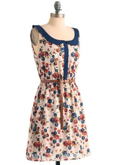 Afternoon at the Arboretum Dress