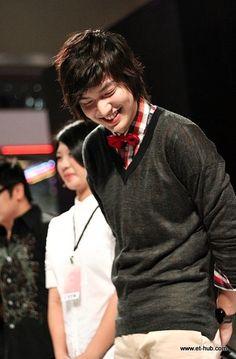 Lee Min Ho, Etude event, 20091025.