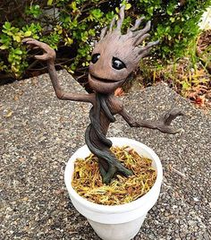 Perfect Baby Groot