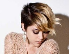 awesome 15 Different Wavy Pixie Cuts