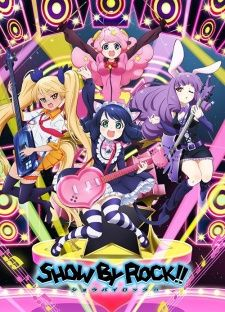 The great music adventure in Show by Rock!! begins after Cyan decides to play her favorite rhythm game and suddenly gets sucked in, finding herself in a world called Midi City where music reigns supreme. She learns that anyone who delivers amazing and powerful music also has the ability to control the city. However, not all music is pure. An evil plan is set in motion to engulf the whole Midi City in darkness. Is it too late for Cyan to do something? Cyan Hijirikawa always regards herself…