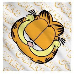 "Checkout our #LicensedGear products FREE SHIPPING + 10% OFF Coupon Code ""Official"" Garfield/Name Repeat-Banadana -Sublimate White-One Size - Garfield/Name Repeat-Banadana -Sublimate White-One Size - Price: $19.99. Buy now at https://officiallylicensedgear.com/garfield-name-repeat-banadana-sublimate-white-one-size"