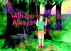 What would it be like for a boy to lose his grandmother suddenly? How can he continue to believe in her guidance when she is not here with him?  This heartwarming story will appeal not just to children dealing with he concept of death, but to any reader who needs to be reminded, in an uplifting way, that none of us are truly alone.  The title is a part of the mutli award winning Under The Tree Children's Book Series by Danielle Leibovici, LMFT