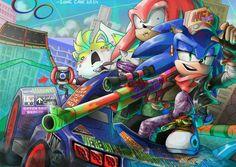 Yeah !!!!! Sonic