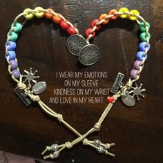 "Kindness Bracelet on Twitter: ""To all who wear and share kindness!!❤️ https://t.co/u9cciFjOuQ"""
