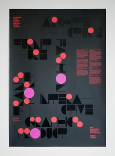 Design Museum Poster - Coldchillin – Christoffer Persson