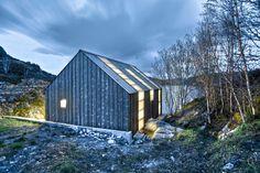 Bootshaus in Møre og Romsdal - Nachhaltig Bauen - Sonderbauten - baunetzwissen.de